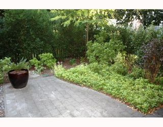 """Photo 10: 852 W 15TH Avenue in Vancouver: Fairview VW Townhouse for sale in """"REDBRICKS"""" (Vancouver West)  : MLS®# V790178"""