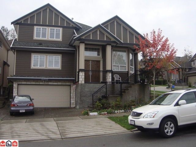Main Photo: 14552 62ND Avenue in Surrey: Sullivan Station House for sale : MLS®# F1026631