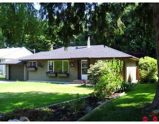 Photo 1: 10976 MCADAM Road in Delta: Nordel House for sale (N. Delta)  : MLS®# F2912073