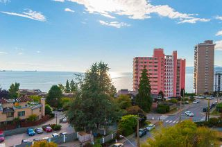 Photo 6: 701 2167 BELLEVUE AVENUE in West Vancouver: Dundarave Condo for sale : MLS®# R2301149