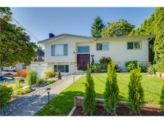 Photo 1: 1985 PETERSON Avenue in Coquitlam: Cape Horn House for sale : MLS®# V1067810