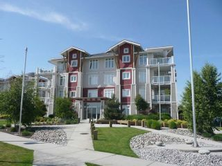 Photo 1: 107 4233 Bayview Street in The Village: Home for sale