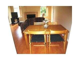 "Photo 3: 32 3600 CUNNINGHAM Drive in Richmond: West Cambie Townhouse for sale in ""OAK LANE PLACE"" : MLS®# V841665"