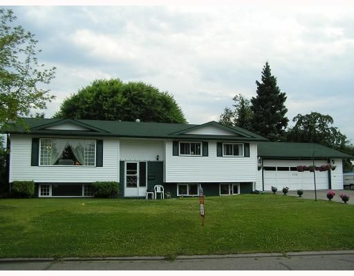 """Main Photo: 225 CLARK in Prince George: Heritage House for sale in """"HERITAGE"""" (PG City West (Zone 71))  : MLS®# N185690"""