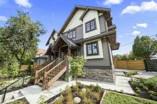 Photo 1: 908 E 17TH Avenue in Vancouver: Fraser VE 1/2 Duplex for sale (Vancouver East)  : MLS®# R2508573