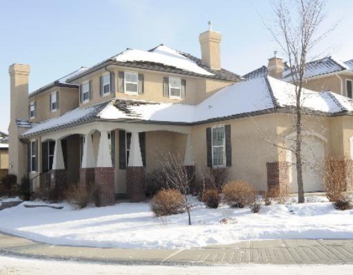 Main Photo: 124 EVERGREEN Lane SW in CALGARY: Shawnee Slps Evergreen Est Residential Detached Single Family for sale (Calgary)  : MLS®# C3305094