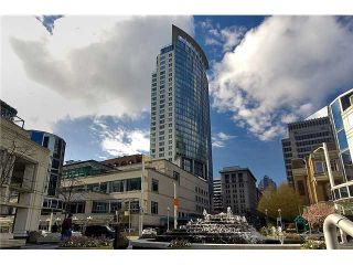Photo 1: # 1405 837 W HASTINGS ST in Vancouver: Downtown VW Condo for sale (Vancouver West)
