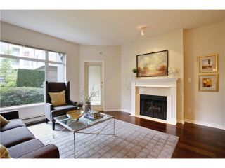 """Photo 9: 105 5735 HAMPTON Place in Vancouver: University VW Condo for sale in """"THE BRISTOL"""" (Vancouver West)  : MLS®# V1122192"""