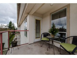 """Photo 20: 406 2626 COUNTESS Street in Abbotsford: Abbotsford West Condo for sale in """"The Wedgewood"""" : MLS®# R2221991"""