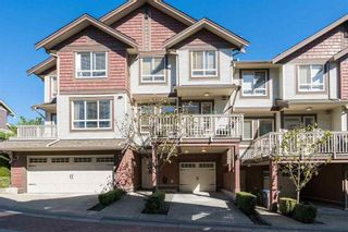 """Photo 1: 53 19560 68 Avenue in Surrey: Clayton Townhouse for sale in """"SOLANA"""" (Cloverdale)  : MLS®# R2589990"""