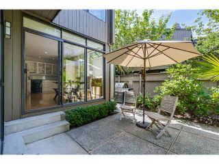 """Photo 19: 4451 ARBUTUS Street in Vancouver: Quilchena Townhouse for sale in """"Arbutus West"""" (Vancouver West)  : MLS®# V1135323"""