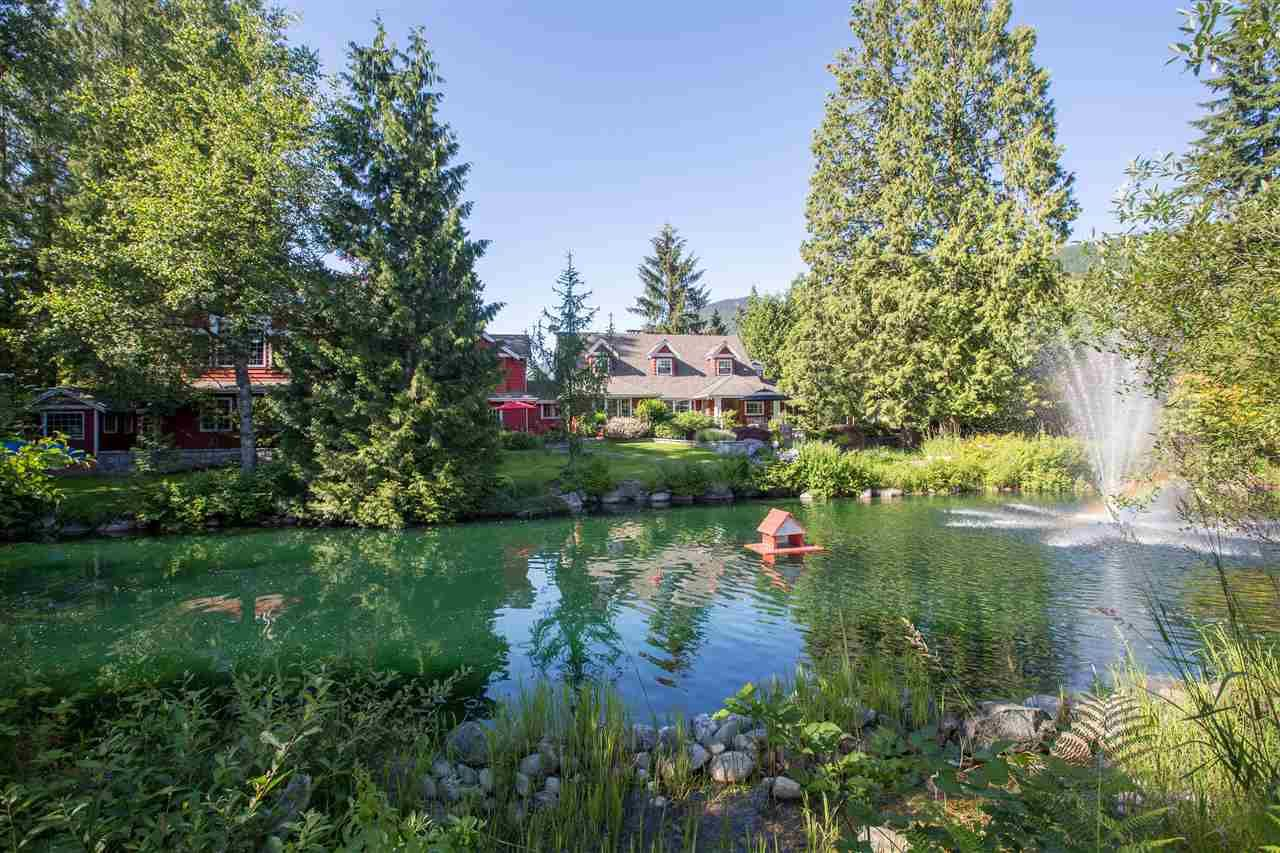 Main Photo: 2571 EAST Road: Anmore House for sale (Port Moody)  : MLS®# R2552419