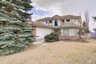 Main Photo: 52 WOODPATH Terrace SW in Calgary: Woodbine Detached for sale : MLS®# A1078282