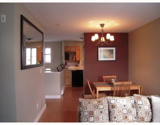 """Photo 4: 29 2375 W BROADWAY BB in Vancouver: Kitsilano Townhouse for sale in """"TALIESEN"""" (Vancouver West)  : MLS®# V725851"""