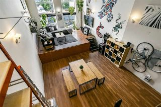 """Photo 21: 215 1220 E PENDER Street in Vancouver: Strathcona Condo for sale in """"THE WORKSHOP"""" (Vancouver East)  : MLS®# R2466369"""