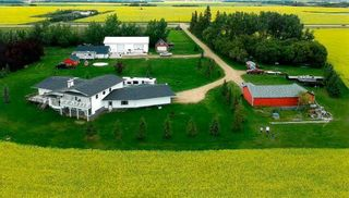 Photo 2: 26021 Hwy 37: Rural Sturgeon County House for sale : MLS®# E4231941