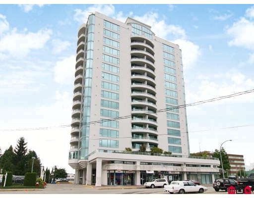 """Main Photo: 1502 32330 S FRASER Way in Abbotsford: Abbotsford West Condo for sale in """"TOWN CENTRE TOWER"""" : MLS®# F2827418"""