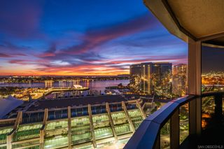 Main Photo: DOWNTOWN Condo for sale : 2 bedrooms : 200 Harbor Dr #2402 in San Diego