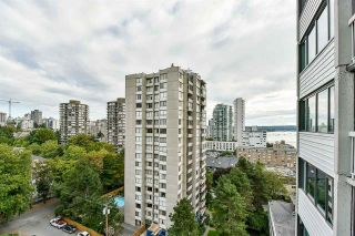 """Photo 18: 1405 1740 COMOX Street in Vancouver: West End VW Condo for sale in """"SANDPIPER"""" (Vancouver West)  : MLS®# R2203716"""