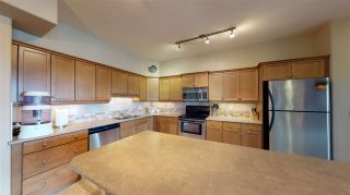 Photo 2: 405 1406 HODGSON Way in Edmonton: Zone 14 Condo for sale : MLS®# E4225414