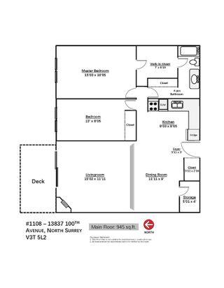 """Photo 15: 1108 13837 100 Avenue in Surrey: Whalley Condo for sale in """"Carriage Lane Estates"""" (North Surrey)  : MLS®# R2361121"""