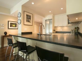 """Photo 15: 203 1477 FOUNTAIN Way in Vancouver: False Creek Condo for sale in """"FOUNTAIN TERRACE"""" (Vancouver West)  : MLS®# V1142594"""