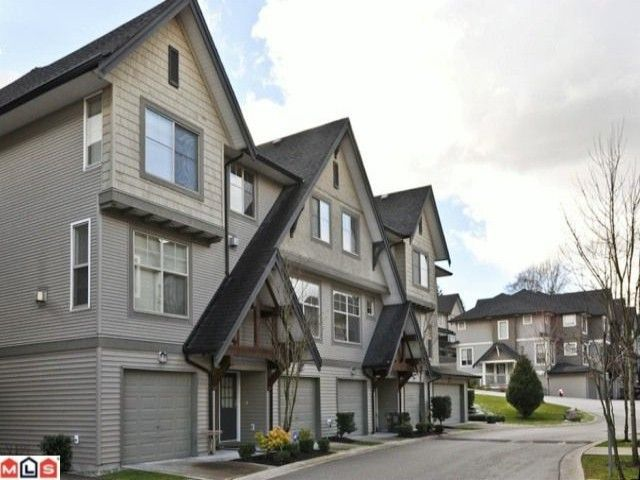 """Main Photo: 109 15152 62A Avenue in Surrey: Sullivan Station Townhouse for sale in """"UPLANDS"""" : MLS®# F1105019"""