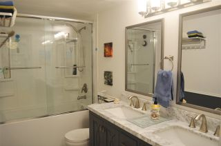 """Photo 13: 316 214 ELEVENTH Street in New Westminster: Uptown NW Condo for sale in """"Discovery Beach"""" : MLS®# R2548375"""