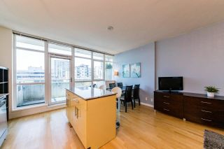 "Photo 9: 610 100 E ESPLANADE in North Vancouver: Lower Lonsdale Condo for sale in ""LANDING AT THE PIER"" : MLS®# R2561680"