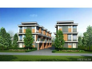 Photo 2: 105 912 Jenkins Ave in VICTORIA: La Langford Proper Row/Townhouse for sale (Langford)  : MLS®# 732251