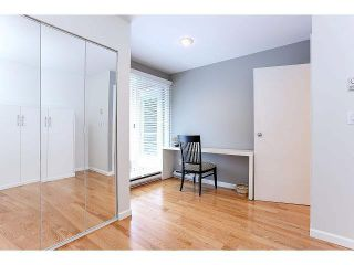 """Photo 16: 844 W 7TH AVE - LISTED BY SUTTON CENTRE REALTY in Vancouver: Fairview VW Townhouse for sale in """"WILLOW CASTLE"""" (Vancouver West)  : MLS®# V1106691"""