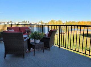 Photo 25: 435 50 HEATHERGLEN Drive: Spruce Grove House Half Duplex for sale : MLS®# E4266281