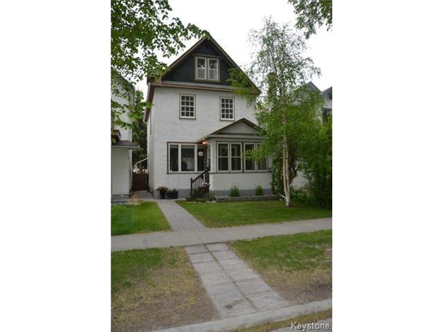 Main Photo: 182 Cathedral Avenue in WINNIPEG: West Kildonan / Garden City Residential for sale (North West Winnipeg)  : MLS®# 1425236