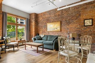 """Photo 2: 304 518 BEATTY Street in Vancouver: Downtown VW Condo for sale in """"Studio 518"""" (Vancouver West)  : MLS®# R2582254"""