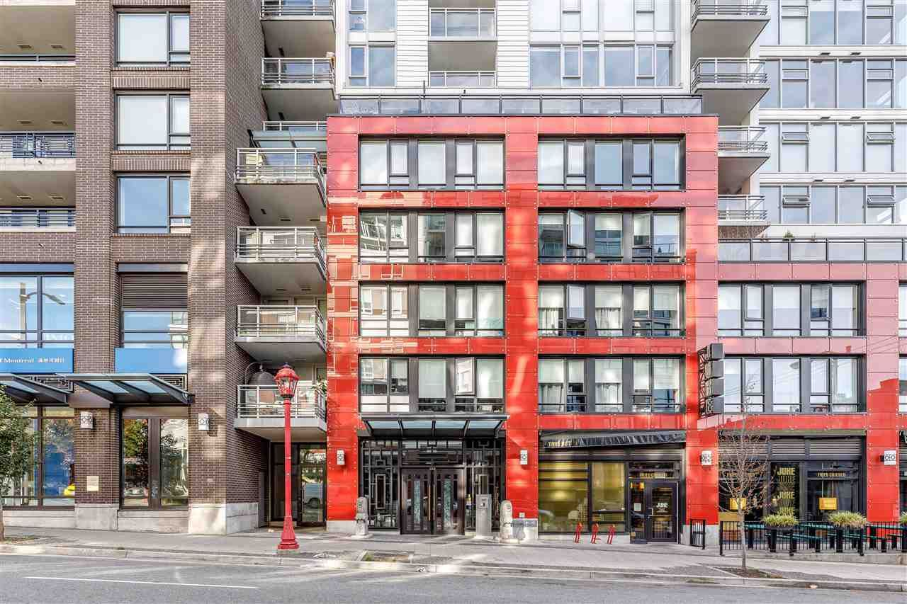 """Main Photo: 615 188 KEEFER Street in Vancouver: Downtown VE Condo for sale in """"188 KEEFER"""" (Vancouver East)  : MLS®# R2518074"""