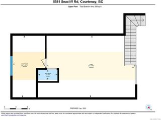 Photo 52: 5581 Seacliff Rd in COURTENAY: CV Courtenay North House for sale (Comox Valley)  : MLS®# 837166