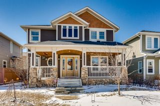 Photo 1: 917 Channelside Road SW: Airdrie Detached for sale : MLS®# A1086186