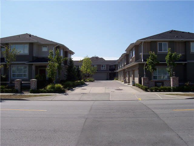 Main Photo: 13 5580 MONCTON STREET in : Steveston South Townhouse for sale : MLS®# V1091648