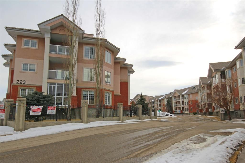 Main Photo: 260 223 Tuscany Springs Boulevard NW in Calgary: Tuscany Apartment for sale : MLS®# A1075768