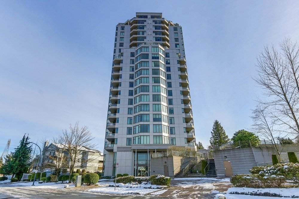 "Main Photo: 501 13880 101 Avenue in Surrey: Whalley Condo for sale in ""Odyssey Tower"" (North Surrey)  : MLS®# R2241789"