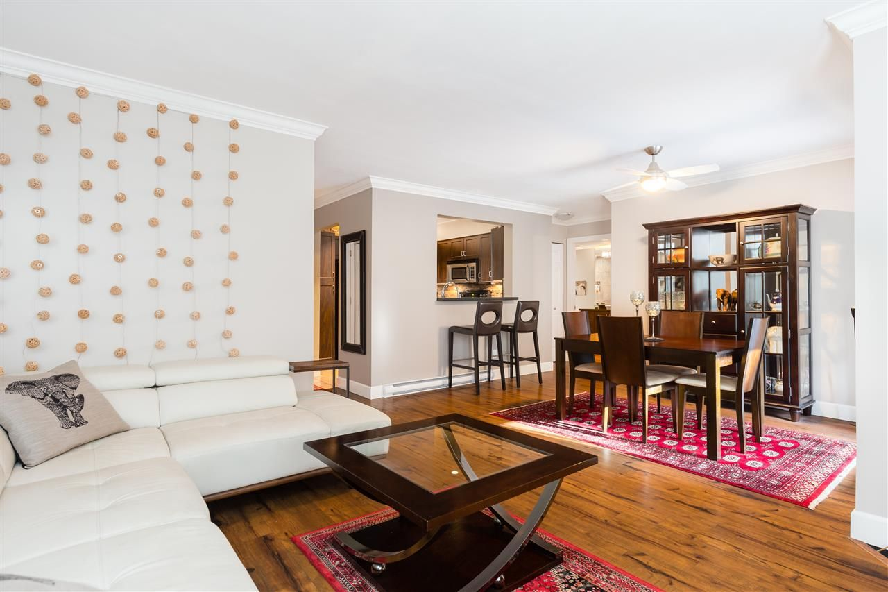 """Main Photo: W106 688 W 12TH Avenue in Vancouver: Fairview VW Condo for sale in """"Connaught Gardens"""" (Vancouver West)  : MLS®# R2339609"""
