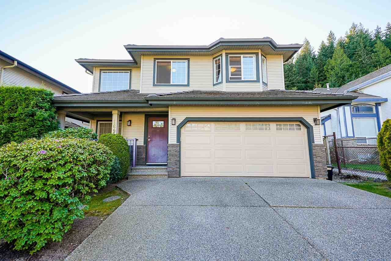 Main Photo: 1698 SUGARPINE Court in Coquitlam: Westwood Plateau House for sale : MLS®# R2572021