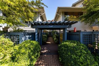 Main Photo: 3 2118 EASTERN Avenue in North Vancouver: Central Lonsdale Townhouse for sale : MLS®# R2626871