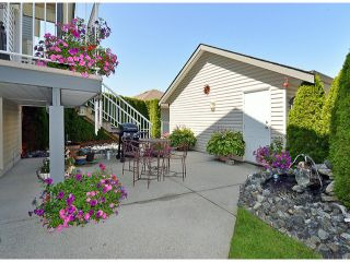 """Photo 18: 121 33751 7TH Avenue in Mission: Mission BC Townhouse for sale in """"Heritage Park Place"""" : MLS®# F1418910"""