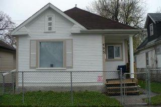 Photo 19: 493 BOYD Avenue in Winnipeg: Residential for sale (Canada)  : MLS®# 1108523
