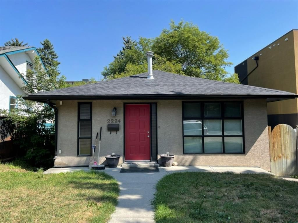 Main Photo: 2224 17A Street SW in Calgary: Bankview Detached for sale : MLS®# A1140000