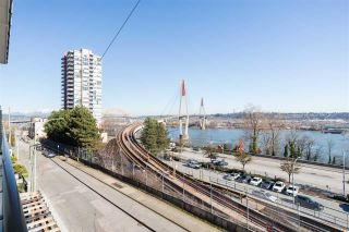 "Photo 1: 301 218 CARNARVON Street in New Westminster: Downtown NW Condo for sale in ""Irving Living"" : MLS®# R2505554"
