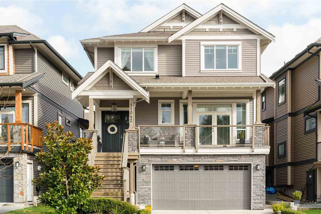 Main Photo: 11042 BUCKERFIELD Drive in Maple Ridge: Cottonwood MR House for sale : MLS®# R2565044