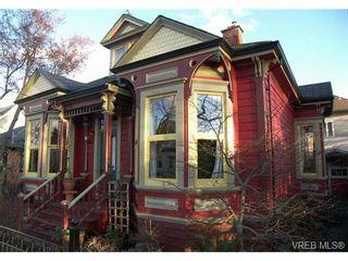 Photo 1: 35 San Jose Avenue in : Vi James Bay House for sale (Victoria)  : MLS®# 286940
