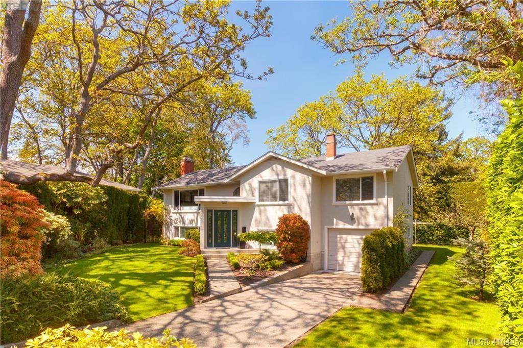 Main Photo: 2084 Windsor Rd in VICTORIA: OB South Oak Bay House for sale (Oak Bay)  : MLS®# 813554